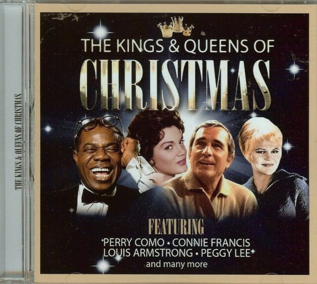 The Kings Queens Of Christmas Bing Crosby Judy Garland Johnny Mathis Conn