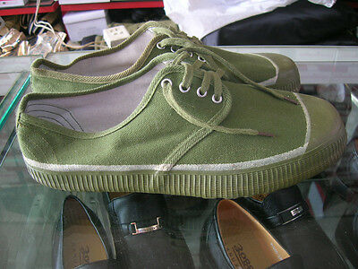 65's series China PLA Army Green Combat Training Shoes