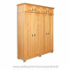 Kleiderschrank,Wäscheschrank,Dielenschrank,Schrank,Massivholz,Landhausstil,