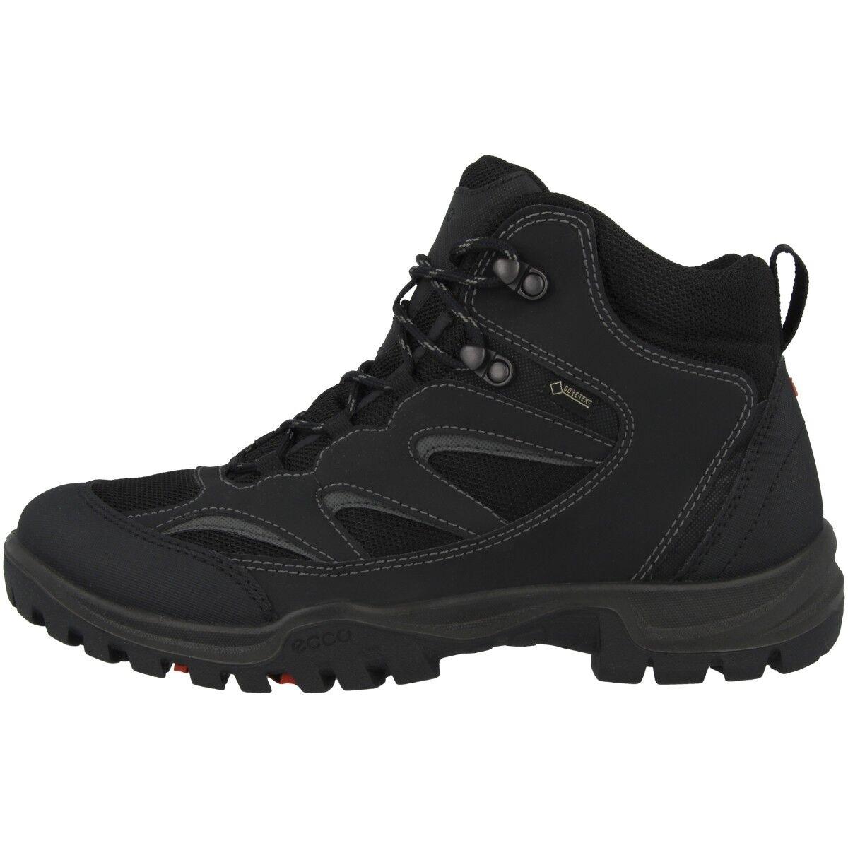 Ecco Xpedition III Drak GTX Femmes Extérieur Gore-Tex Gore-Tex Gore-Tex Chaussures noires 5d3055