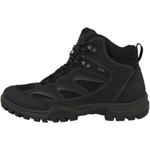Details zu Ecco Xpedition III Drak GTX Ladies Outdoor Gore Tex Schuhe black 811163 53859