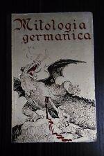 LB665_MITOLOGIA GERMANICA_DOMENICO BASSI_ULRICO HOEPLI_MANUALI_1933