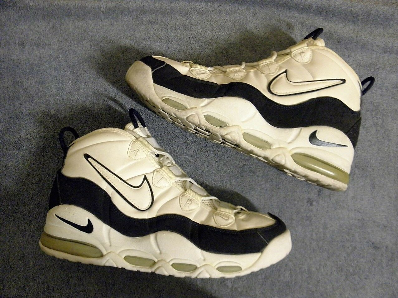 Nike Air Max Uptempo ORIGINAL 1995 '95 Vintage size 11 OG Box Scottie Pippen New shoes for men and women, limited time discount