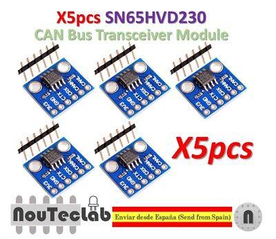 SN65HVD230 peut Board Network Transceiver Evaluation Development Module Nouveau