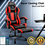 thumbnail 2 - Artiss Gaming Chair Office Computer Leather Chairs Executive Racer Gaming Chairs