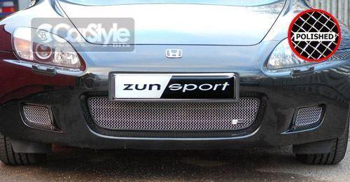 Zunsport Honda S2000 2000-2003 Front BLACK Grille