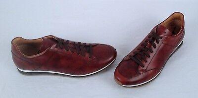 Magnanni 'Chaz' Sneaker- Brown- Size