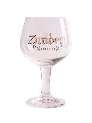 Zundert Trappist Dutch Beer Glass - Home Bar Accessory