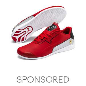 PUMA Men's Scuderia Ferrari Drift Cat 8 Motorsport Shoes