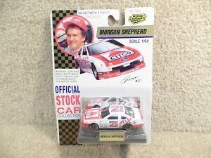New-1992-Road-Champs-1-64-Diecast-NASCAR-Morgan-Shepherd-Citgo-Ford-Thunderbird