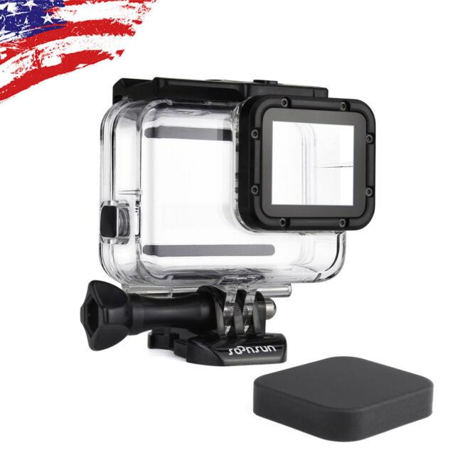premium selection ba032 6aaaf For GoPro HERO5 6 7 Black 45M Waterproof Housing Protective Underwater Dive  Case