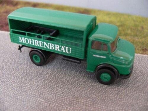 1//87 Brekina MB 322 mohrenbräu Austria a 70305