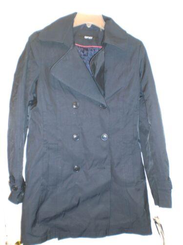 Manglende Tags 99 p Medium Ny Bælte 06081 P 98 Coat Dkny med Midnight Trench P80wgq7