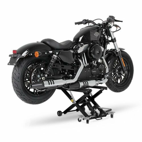 Hebebühne XLS für Harley Davidson Fat Boy// Special Heritage Springer