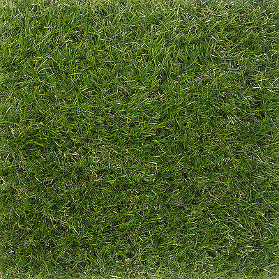 Luxury Artificial Grass 40mm Thick Realistic Astro Natural Plastic Lawn Turf