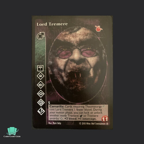 Lord Tremere Humble Bundle Vampire Eternal Struggle VTES Jyhad