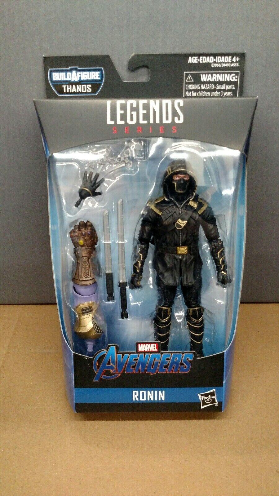 Avengers  Endgioco Marvel Legends Ronin Hawk Eye azione cifra BAF 6  In He  grandi prezzi scontati