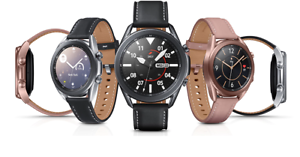 Samsung Galaxy Watch3 2020 (45mm) - Leather Band (BT Version) 5ATM, IP68 Latam