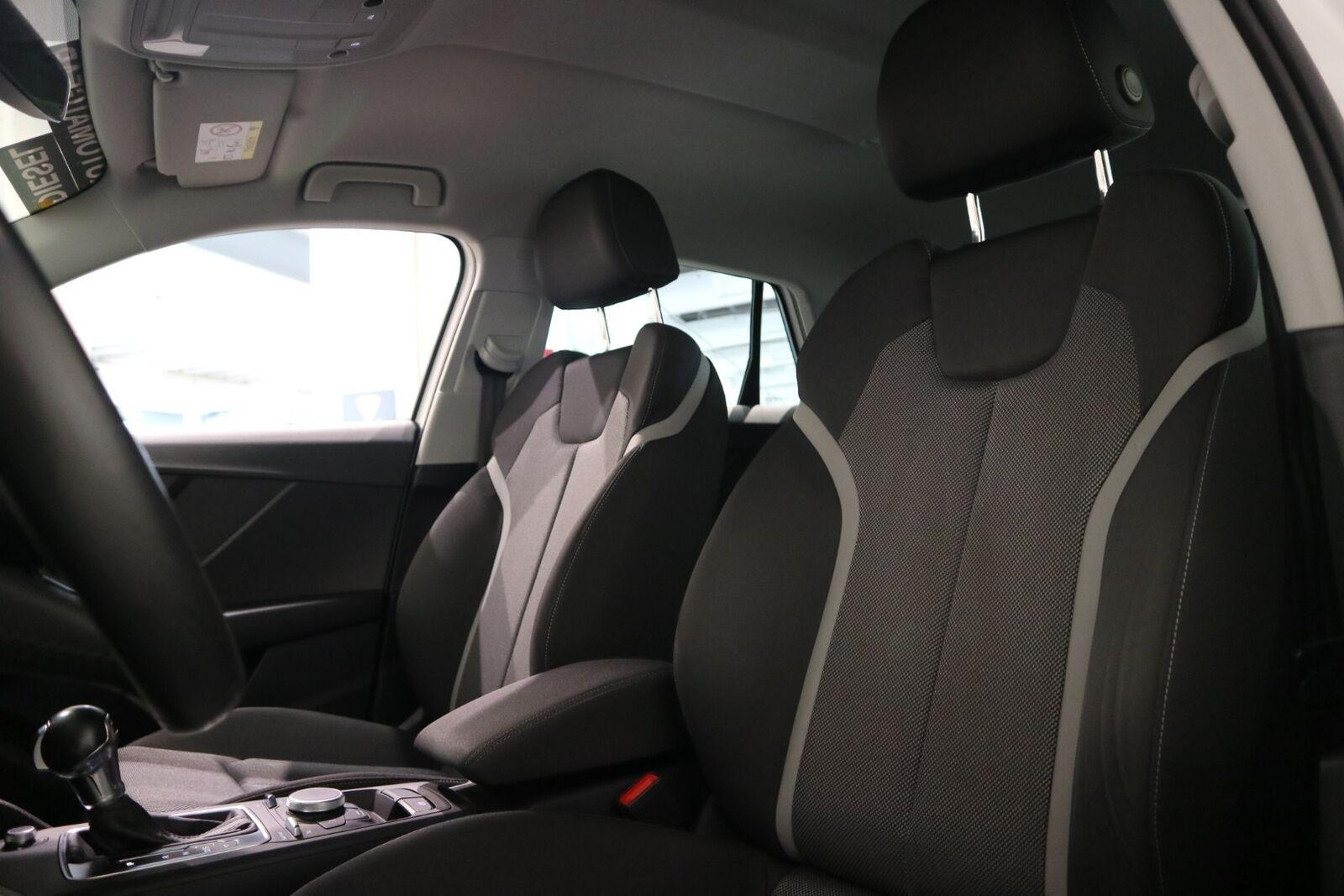 Audi Q2 1,6 TDi 116 Sport S-tr. - billede 7