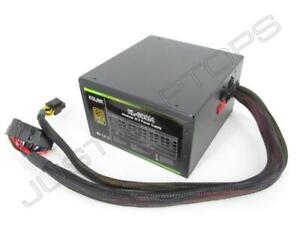 Original Kolink KL-600M Semi Modular 600W ATX PC Netzteil PSU (Keine Kabel)