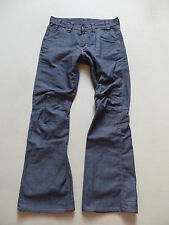 G-Star SHORTCUT COMWOOD Schlag Jeans Hose, W 31 /L 32, Sehr Robuster Denim ! 44
