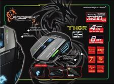 6d3cbacc082 Great for Fortnite, Dragonwar Thor ELE-G9 Gaming Mouse - Mouse Mat Included
