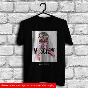 New Moschino Milano T-Shirt Tee Gildan Usa Size Men/'s White T-Shirt Size S-3XL