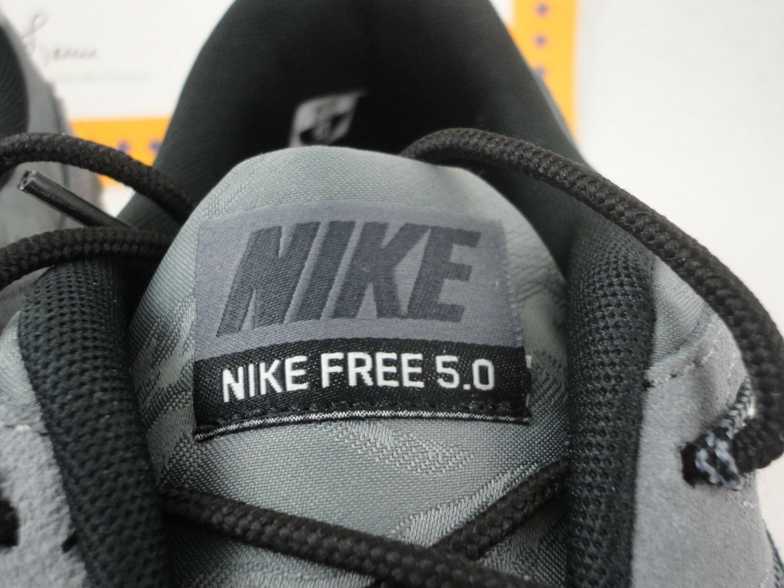 Nike Free 5.0 EXT, Cool Grey / Silver, 2013, Presto, Size 13