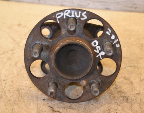 Toyota Prius Wheel Hub Right Rear Prius 1.8 Hybrid O//S Rear Wheel Hub 2010