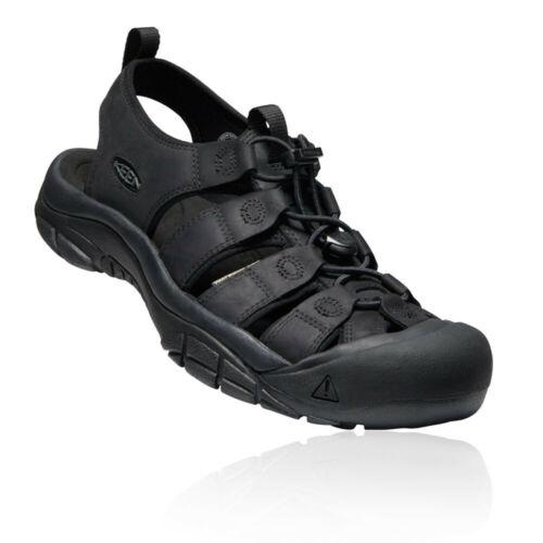 Keen Newport pour Homme Chaussures De Marche Sandales Noir Sport Extérieur Imperméable