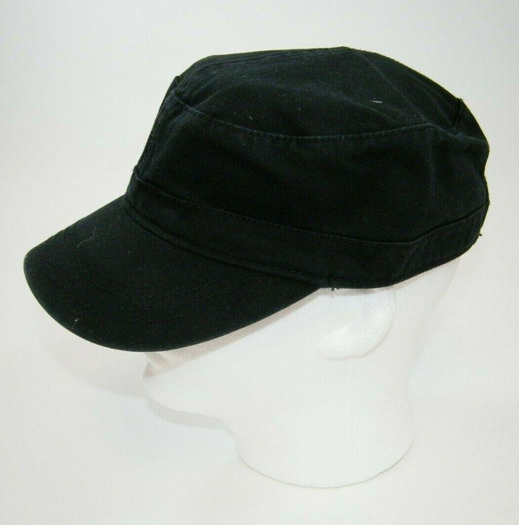(21) FAHRENHEIT WASHED COTTON MILITARY CAP / HAT 741 BEIGE, GREEN , BLACK