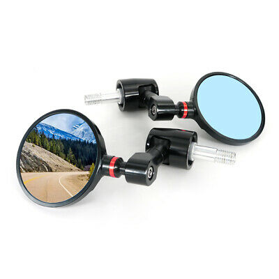 Handle Bar End Mirror Side View Mirrors Fit For BMW S1000RR HP4 S1000R R nine-t