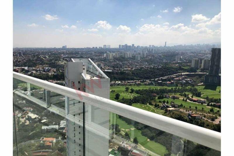 Amplio Departamento en VENTA Bosque Real Towers piso 35 vista Espectacular  188m2