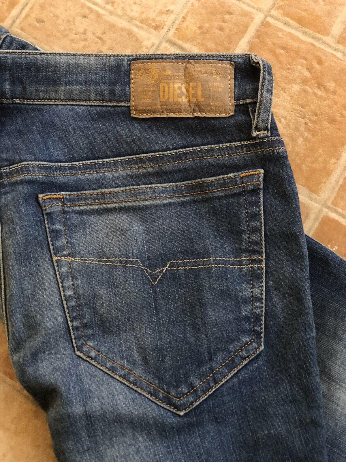 Diesel  Liv  Women's Skinny Jeans, Sz 29Low Rise, Made in