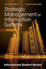 Strategic Management of Information Systems by Keri E. Pearlson, Carol S. Saunders (Paperback, 2012)