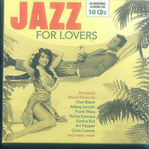 Jazz-for-Lovers-MILESTONES-OF-A-JAZZ-LEGEND-039-s-10-CD-NEU