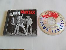 DAMN YANKEES - Damn Yankees (CD 1990) ROCK /GERMANY Pressing