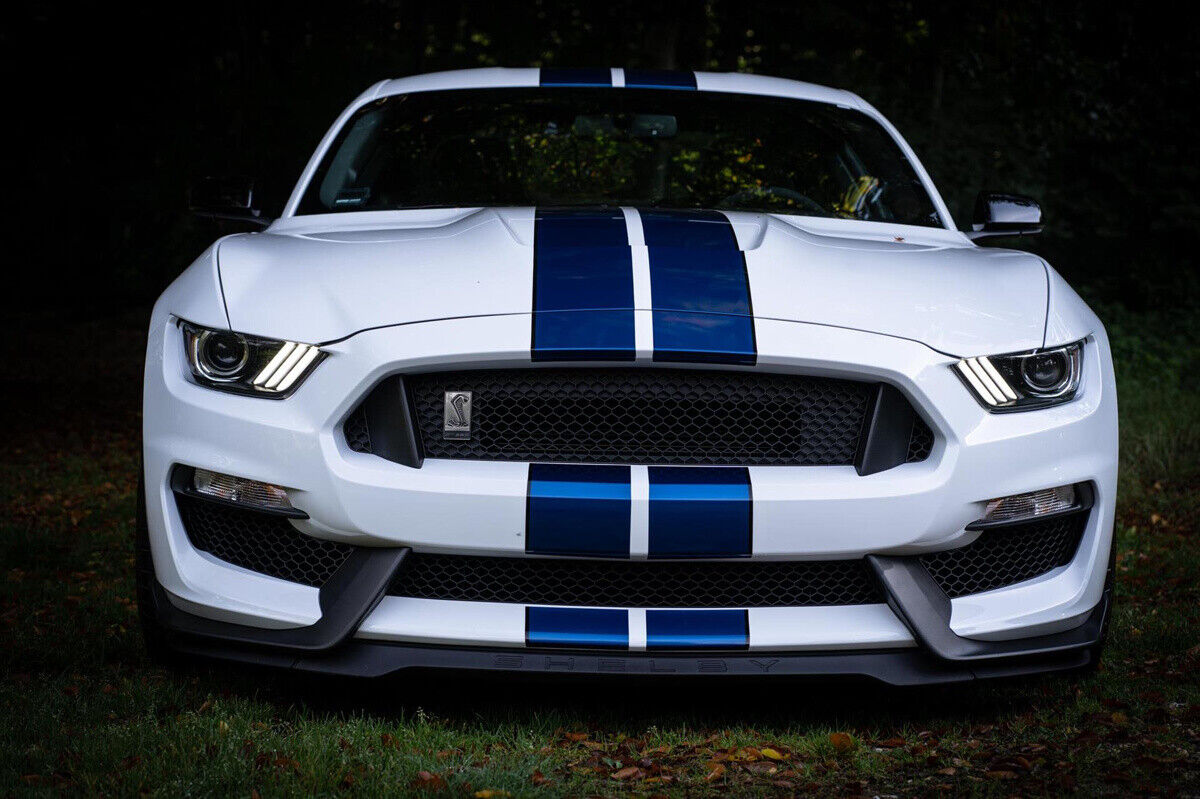 Ford Mustang 5,2 Shelby GT350R 2d - 17.000 kr.