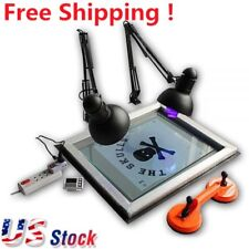 Usa Uv Exposure Unit Screen Printing Plate Making Silk Screening Diy 20 X 24