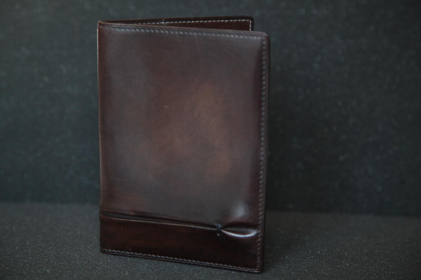 BERLUTI Wallet Piercing Venezia Leather New!!