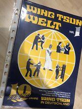 EWTO WingTsun Sammlerstück Nr Rarität 15 WingTsunWelt Wing Tsun Welt
