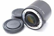 *Excellent+++* Nikon AF-I Teleconverter TC-20E II  From Japan #c24