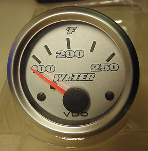 VDO-Titanium-52mm-Water-Temperature-Gauge-for-4WD-Nissan-Toyota-Mitsubishi-Mazda