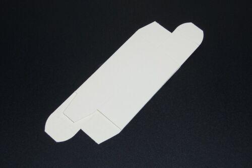 10 WHITE TUBE BOXES 6V6GT