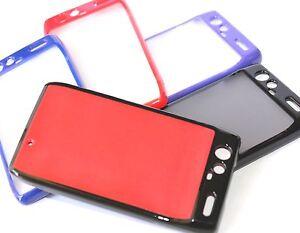 For-Motorola-Droid-RAZR-XT912-XT910-Hard-Rubber-Gummy-Gel-Rubber-Case-Cover