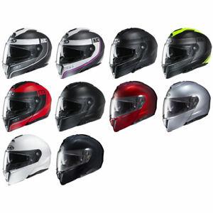 NEW-HJC-i90-Modular-Motorcycle-Helmet-DOT-ECE-Pick-Size-amp-Color