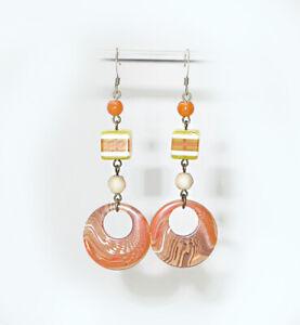 1950/'s Lucite Earrings