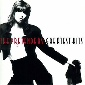 JAPAN-SHM-CD-THE-PRETENDERS-GREATEST-HITS