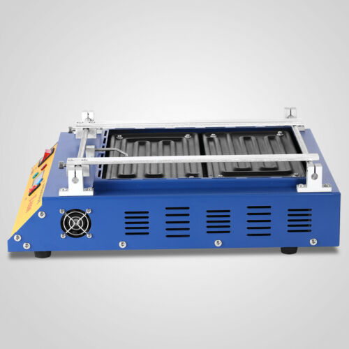 T-8280 Rework Station Infrared IR PCB Preheater Preheating Oven 1600W 280x270mm