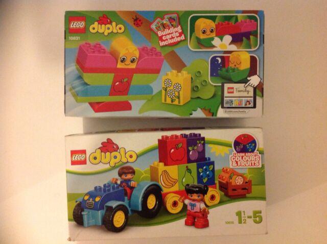 1er Jeux Jouets Âge Lego D'activité Développement Et 10615 Duplo De E2Y9HDWI
